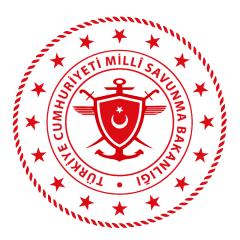 Milli Savunma Bakanlığı Yeni Logo