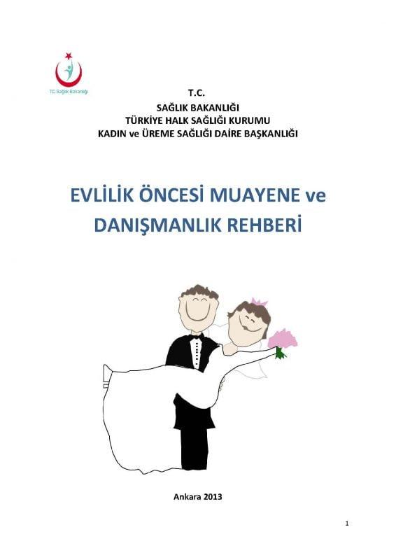 Evlilik Öncesi Muayene ve Danışmanlık Rehberi