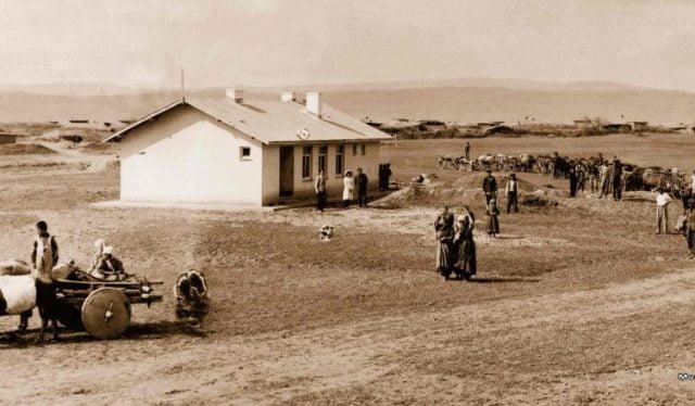 sağlık ocağı 1960