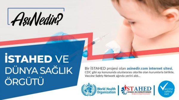 asinedir.com DSÖ Aşı Güvenliği Ağına Dahil Oldu