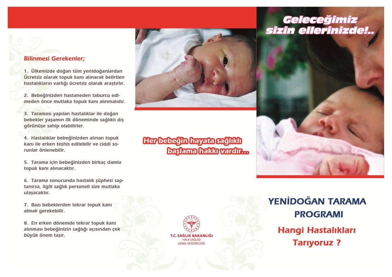 Yenidoğan Bebeklerden Topuk Kanı Neden Alınır - Topuk Kanı Testi ile hangi hastalıklara bakılır