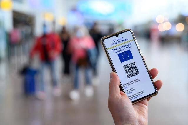 Avrupa Birliği Uyumlu Aşı Pasaportunun doğru ismi: AB Covid-19 Dijital Sertifikası