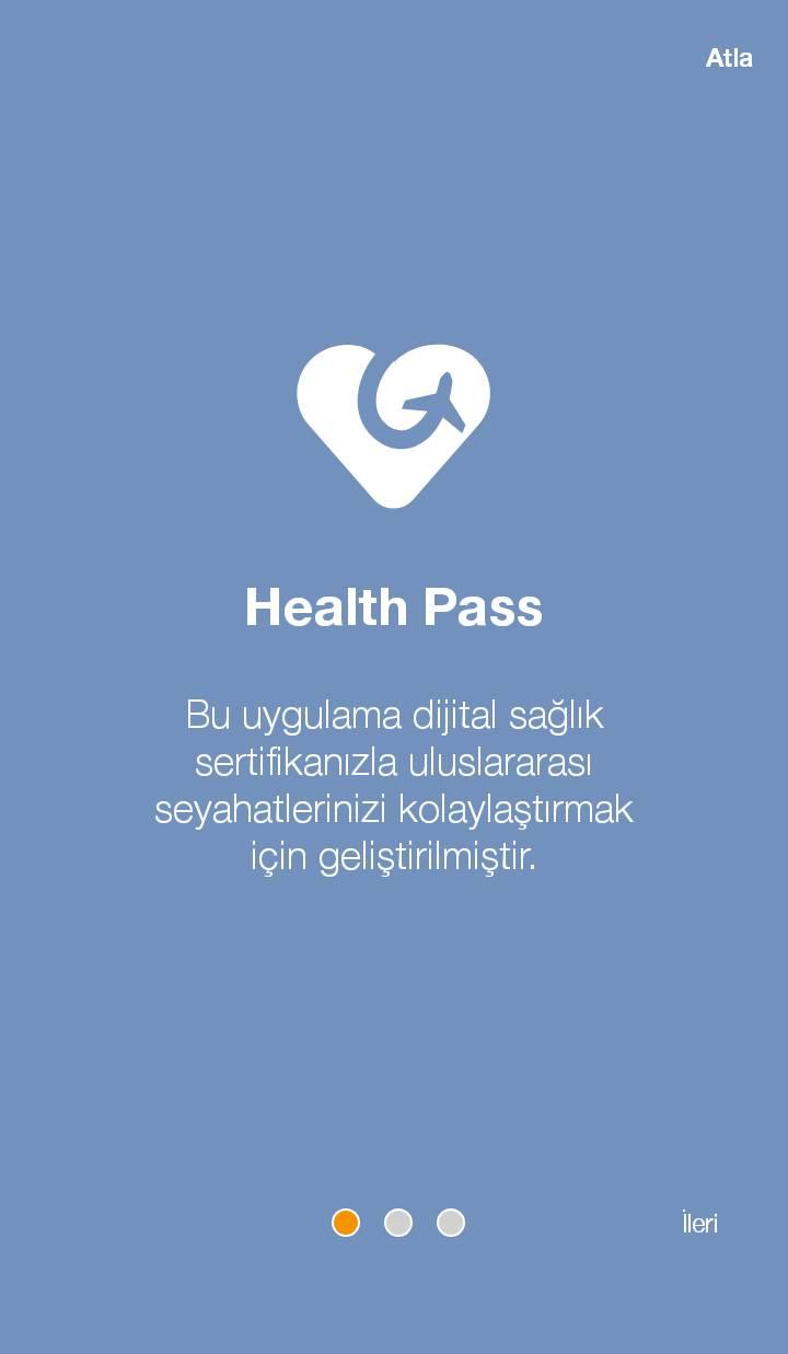 Avrupa Birliği uyumlu aşı pasaportu nedir- Health Pass